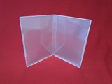 14mm Storage PP case Super Clear without Hub without Booklet